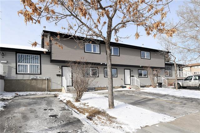 51 Big Hill Way SE #4, Airdrie, AB T4A 1M7 (#C4225762) :: Redline Real Estate Group Inc