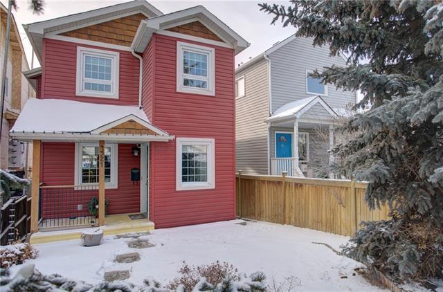 4521 Bowness Road NW, Calgary, AB T3B 0A9 (#C4225913) :: Calgary Homefinders