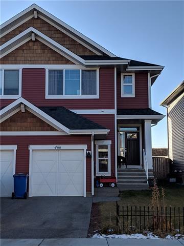 466 River Heights Crescent, Cochrane, AB T4C 0T8 (#C4225929) :: Redline Real Estate Group Inc