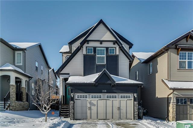208 Sage Valley Circle NW, Calgary, AB T3R 0E7 (#C4226211) :: Redline Real Estate Group Inc