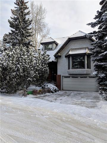 307 Coach Light Bay SW, Calgary, AB T3H 1X3 (#C4226271) :: Redline Real Estate Group Inc