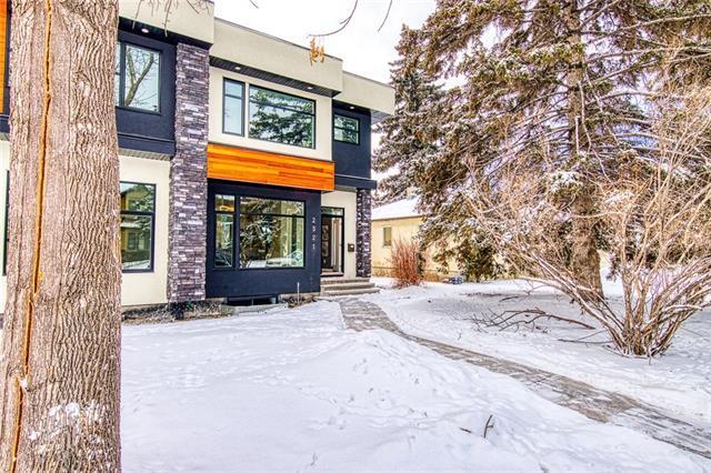 2521 3 Avenue NW, Calgary, AB T2N 0L4 (#C4226688) :: Redline Real Estate Group Inc