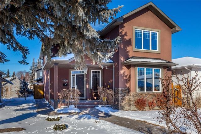 1120 18 Avenue NW, Calgary, AB  (#C4226839) :: The Cliff Stevenson Group