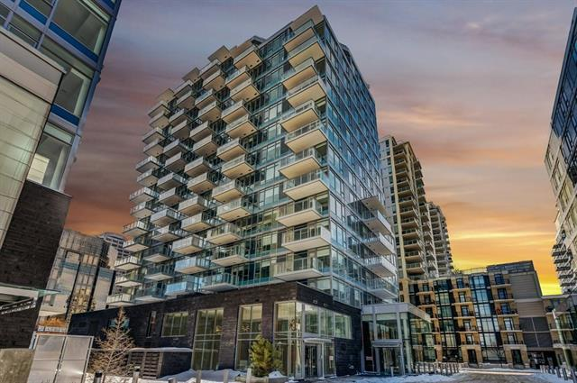108 Waterfront Court SW #401, Calgary, AB T2P 1K7 (#C4228312) :: Redline Real Estate Group Inc