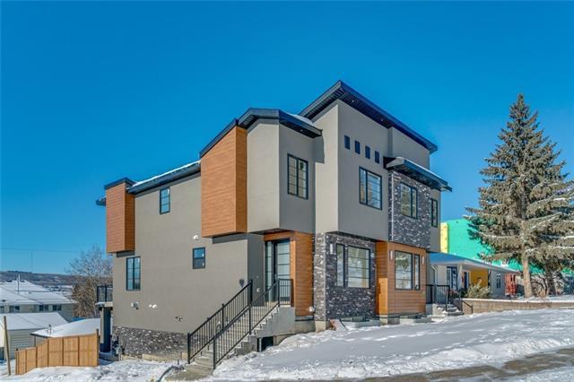 2351 50 Street NW, Calgary, AB T3B 0Z9 (#C4228843) :: The Cliff Stevenson Group