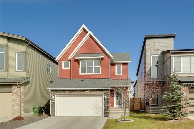 344 Walden Square SE, Calgary, AB T2X 0T8 (#C4229431) :: The Cliff Stevenson Group