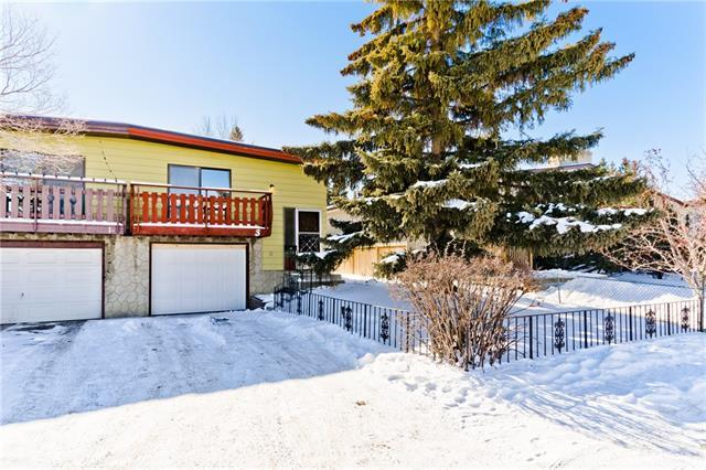 3 Silverdale Place NW, Calgary, AB T3B 4C4 (#C4229633) :: Redline Real Estate Group Inc