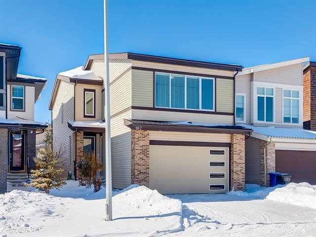 167 Walden Terrace SE, Calgary, AB T2X 0P5 (#C4229830) :: The Cliff Stevenson Group