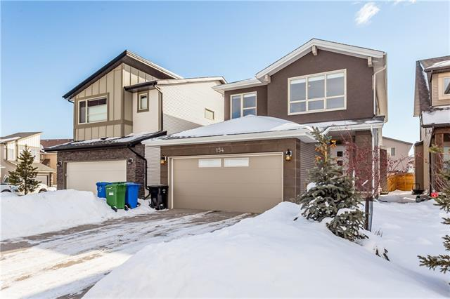 154 Walden Park SE, Calgary, AB T2X 0R3 (#C4229947) :: The Cliff Stevenson Group