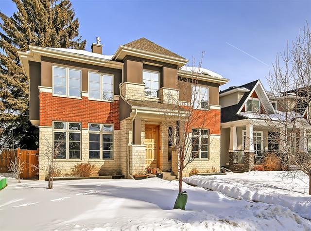 820 24 Avenue NW, Calgary, AB T2M 1X7 (#C4229971) :: The Cliff Stevenson Group