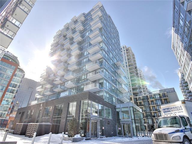 108 Waterfront Court SW #1201, Calgary, AB T2P 1K7 (#C4229976) :: Redline Real Estate Group Inc