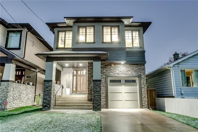 726 14A Street SE, Calgary, AB T2G 3K8 (#C4231987) :: Redline Real Estate Group Inc