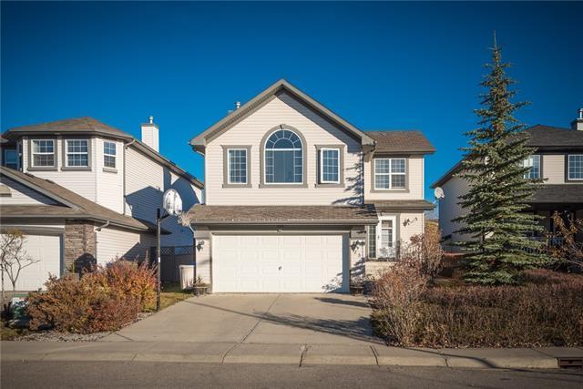 23 Rocky Ridge Heath NW, Calgary, AB T3G 4Z8 (#C4232112) :: Redline Real Estate Group Inc