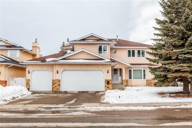 317 Scenic Acres Drive NW, Calgary, AB T3L 1T6 (#C4232148) :: Redline Real Estate Group Inc