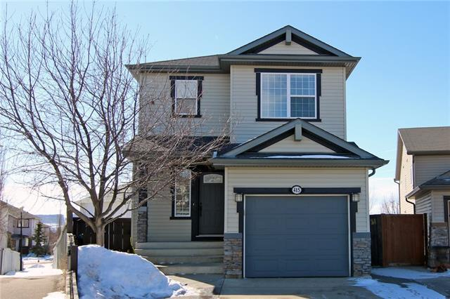 415 Tuscany Ridge Heights NW, Calgary, AB T3L 3B6 (#C4232733) :: Calgary Homefinders
