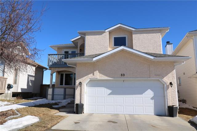 89 Scripps Landing NW, Calgary, AB T3L 1W2 (#C4233118) :: Redline Real Estate Group Inc