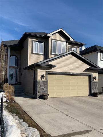 410 Saddlecreek Way NE, Calgary, AB T3J 4V4 (#C4233550) :: The Cliff Stevenson Group