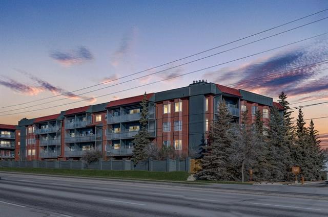 335 Garry Crescent NE #103, Calgary, AB T2K 5X1 (#C4233744) :: Redline Real Estate Group Inc
