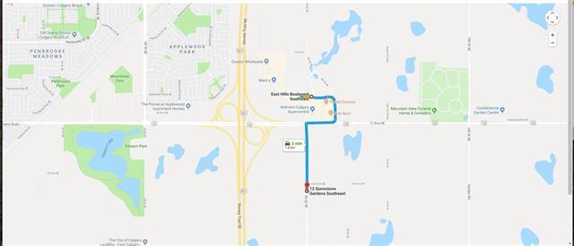 23 Gunnstone Gardens SE, Calgary, AB T1X 0L5 (#C4234186) :: Redline Real Estate Group Inc