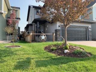 125 Cimarron Vista Crescent, Okotoks, AB T1S 0K2 (#C4239127) :: Redline Real Estate Group Inc
