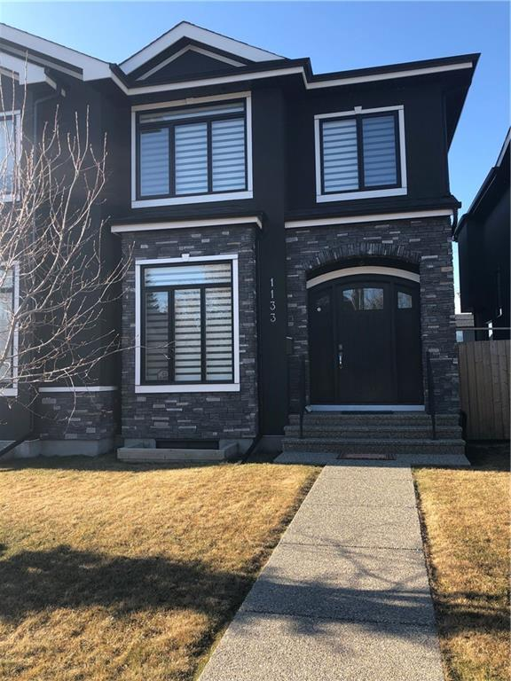 1133 19 Avenue NW, Calgary, AB T2M 1A1 (#C4241628) :: Redline Real Estate Group Inc