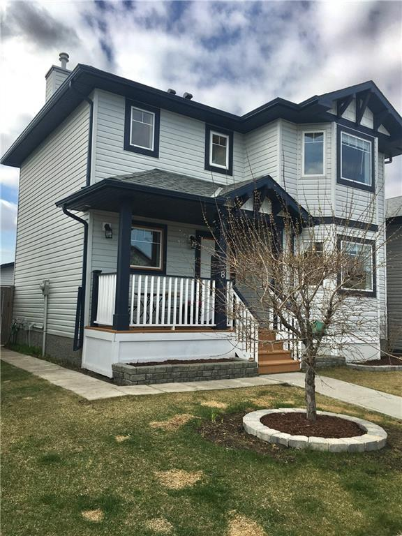 8 Luxstone Crescent SW, Airdrie, AB T4B 2W6 (#C4243112) :: The Cliff Stevenson Group
