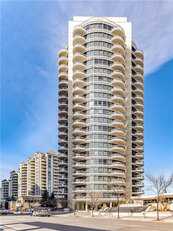 1088 6 Avenue SW #2101, Calgary, AB T2P 5N3 (#C4244003) :: Redline Real Estate Group Inc
