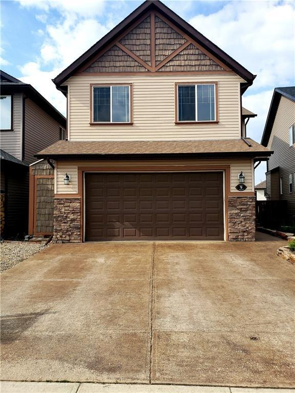 9 Cimarron Vista Circle, Okotoks, AB T1S 0B1 (#C4245456) :: Redline Real Estate Group Inc