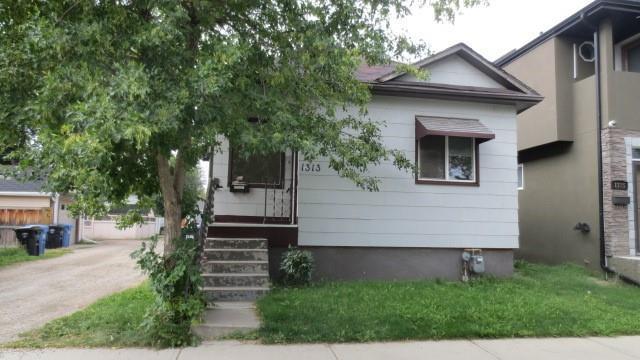 1313 2 Street NW, Calgary, AB T2M 2V9 (#C4255730) :: The Cliff Stevenson Group