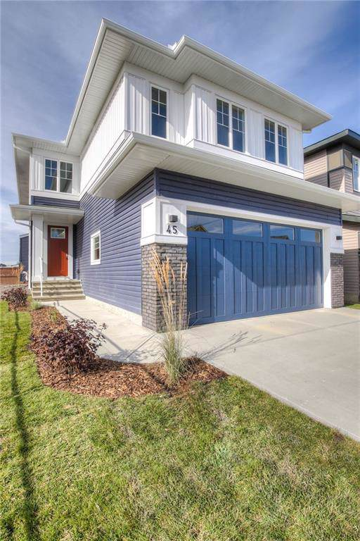 Carringsby Landing NW #45, Calgary, AB T3P 1L9 (#C4257640) :: Redline Real Estate Group Inc
