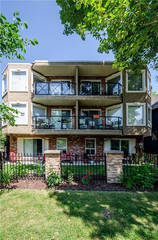 534 22 Avenue SW #203, Calgary, AB T2S 0H5 (#C4261528) :: Virtu Real Estate