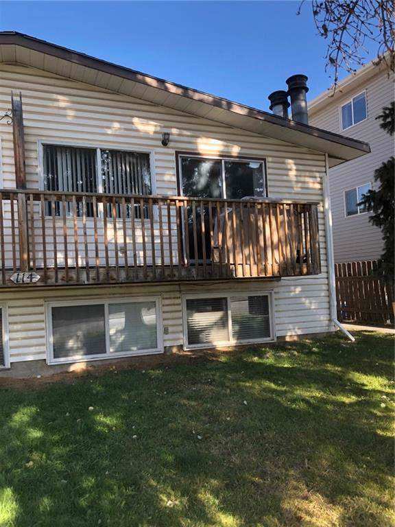 114 William Street #1, Cochrane, AB T4C 1Z5 (#C4267904) :: Virtu Real Estate