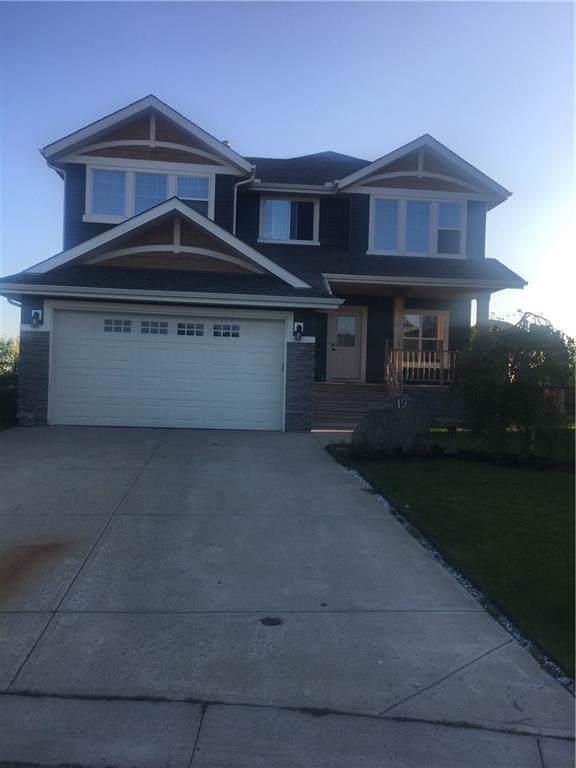 19 Boulder Creek Terrace S, Langdon, AB T0J 1X3 (#C4268351) :: Redline Real Estate Group Inc
