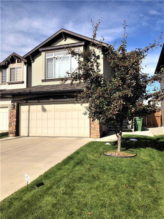 364 New Brighton Place SE, Calgary, AB T2Z 4W6 (#C4270597) :: Redline Real Estate Group Inc