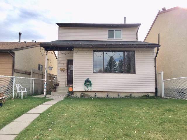 5743 24 Avenue NE, Calgary, AB  (#C4272754) :: Virtu Real Estate