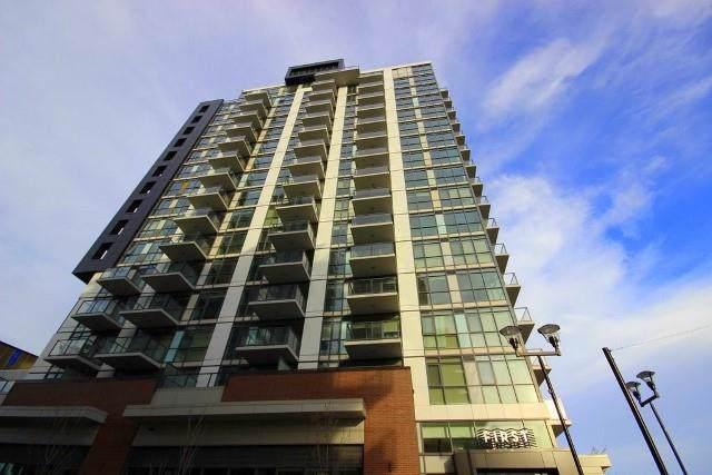 550 Riverfront Avenue SE #408, Calgary, AB T2G 1E5 (#C4273604) :: Redline Real Estate Group Inc