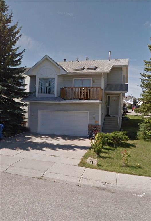 51 Sanderling Close NW, Calgary, AB T3K 2Z7 (#C4275833) :: Virtu Real Estate