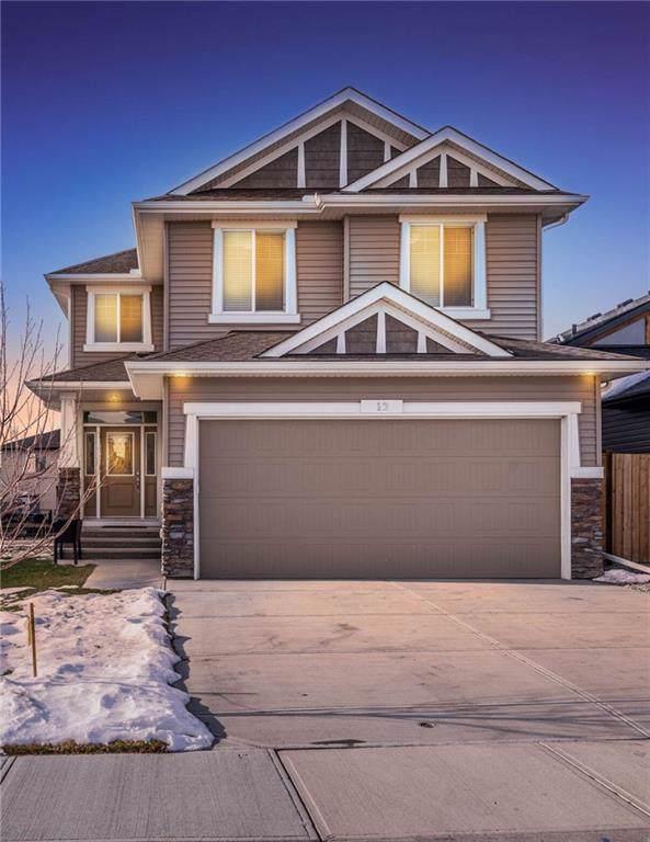 12 Drake Landing Street, Okotoks, AB T1S 0P7 (#C4276053) :: Virtu Real Estate