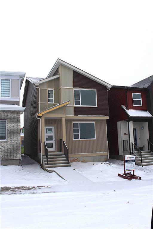 222 Lucas Parade NW, Calgary, AB T3P 1H7 (#C4278215) :: Redline Real Estate Group Inc