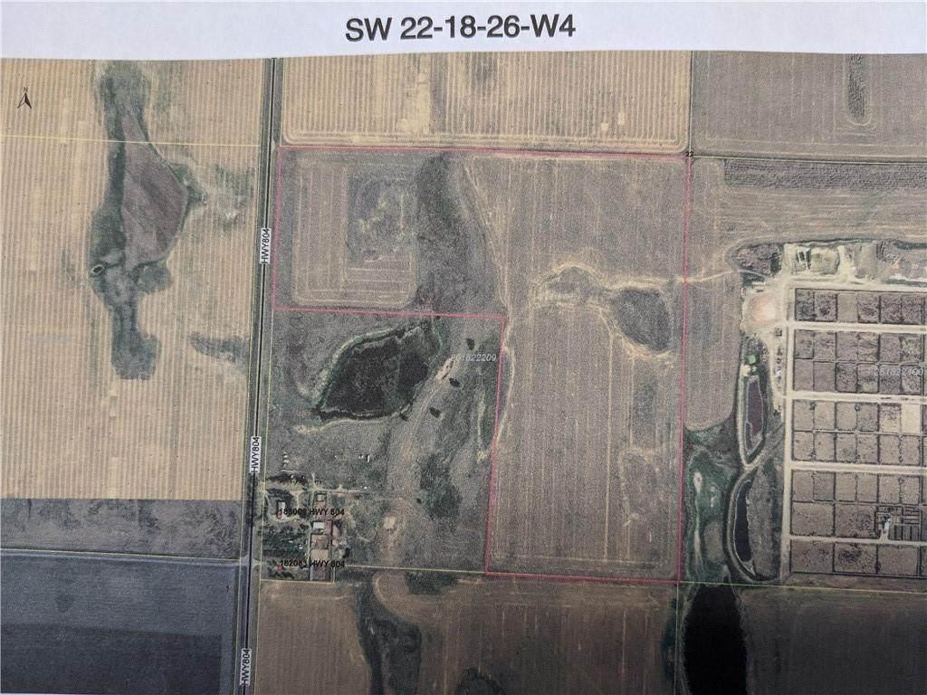 Ptn Of Sw 22-18-26-W4 - Photo 1