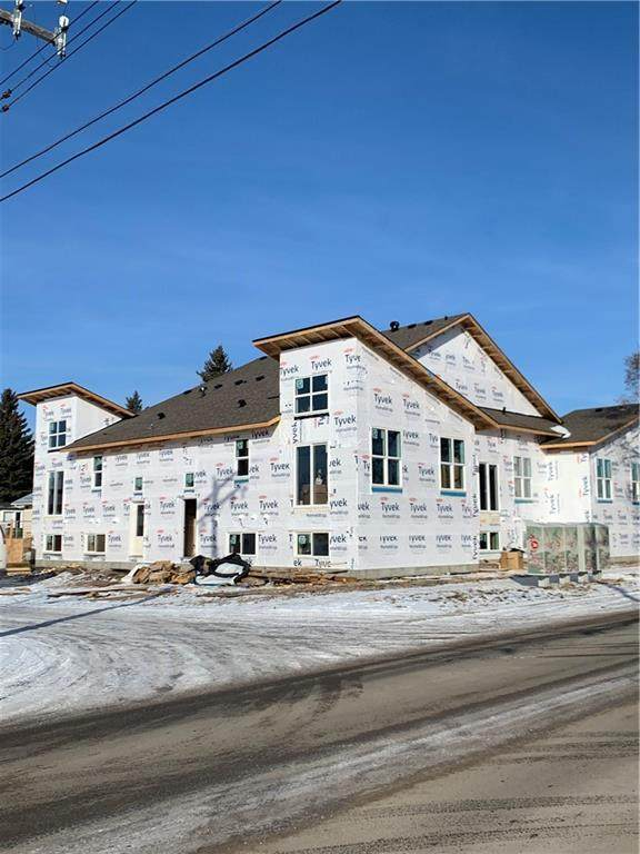 41 7 Avenue SE Tba, High River, AB T1V 1E9 (#C4287448) :: Redline Real Estate Group Inc