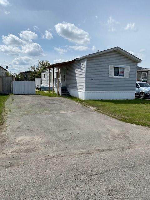 6220 17 Street SE 9A, Calgary, AB T2A 0W6 (#C4293392) :: Redline Real Estate Group Inc
