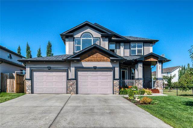 192 West Creek Boulevard, Chestermere, AB T1X 1P5 (#C4301403) :: Calgary Homefinders