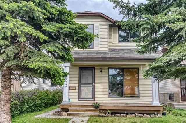 6424 54 Street NE, Calgary, AB T3J 1Z5 (#C4302093) :: Redline Real Estate Group Inc