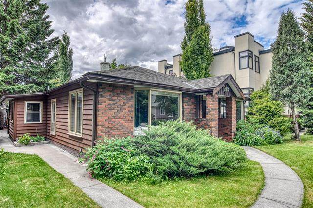4515 4 A Street SW, Calgary, AB T2S 1Z8 (#C4302322) :: Western Elite Real Estate Group