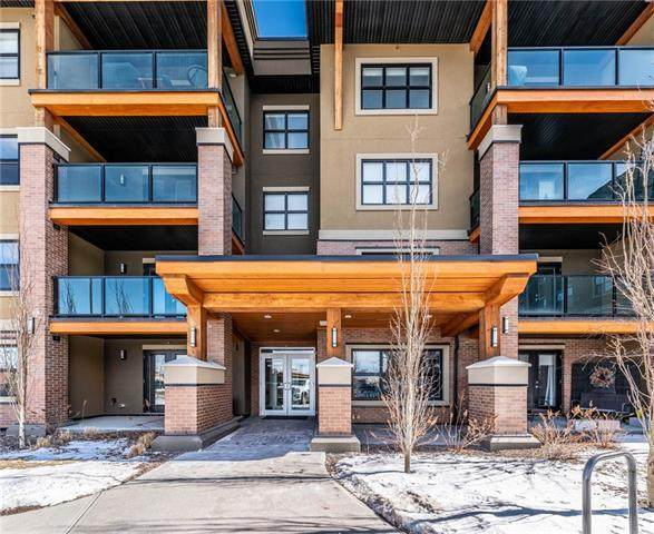 10 Market Boulevard SE #2306, Airdrie, AB T4A 0W8 (#C4302526) :: Redline Real Estate Group Inc
