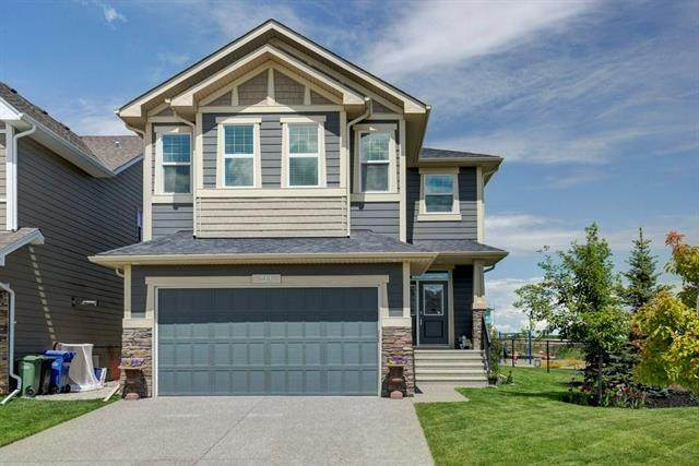 213 Ranch Road, Okotoks, AB T1S 0P2 (#C4302734) :: Canmore & Banff