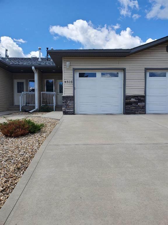 4516 54 Street SE #3, Ponoka, AB T4J 1J4 (#A1012553) :: Redline Real Estate Group Inc