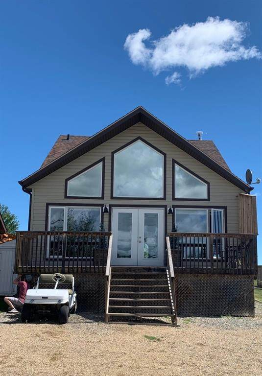 25054 South Pine Lake Road #4013, Rural Red Deer County, AB T0M 1S0 (#A1016461) :: Canmore & Banff