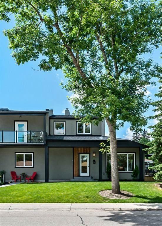 3 Hillgrove Drive SW, Calgary, AB T2V 3L5 (#A1017062) :: Redline Real Estate Group Inc